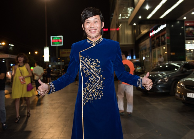 Hoai Linh du ra mat phim Tet cua Khuong Ngoc hinh anh 1