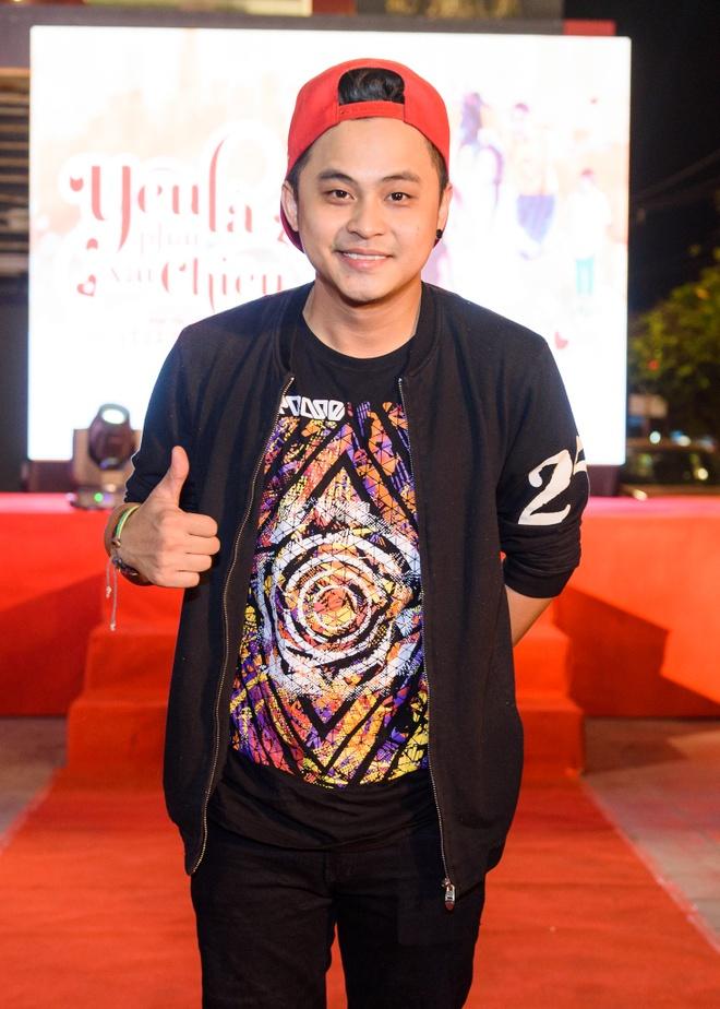 Hoai Linh du ra mat phim Tet cua Khuong Ngoc hinh anh 9
