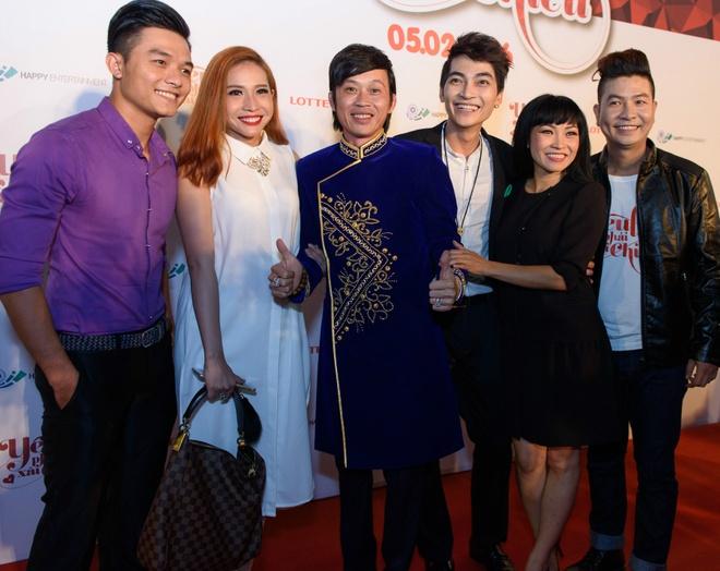 Hoai Linh du ra mat phim Tet cua Khuong Ngoc hinh anh 2