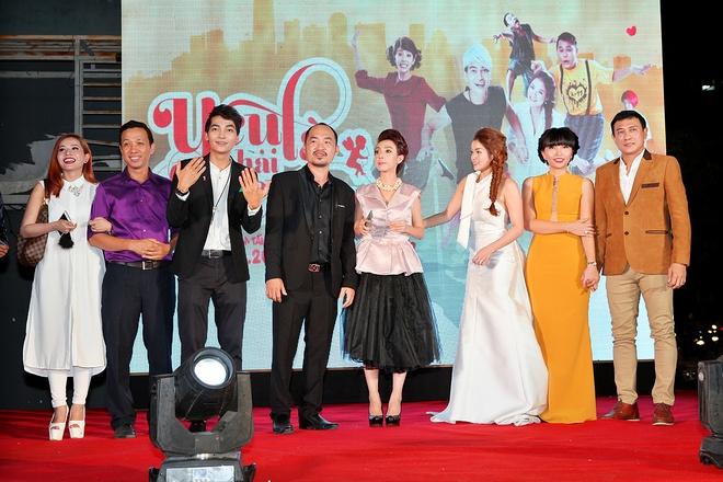 Hoai Linh du ra mat phim Tet cua Khuong Ngoc hinh anh 12