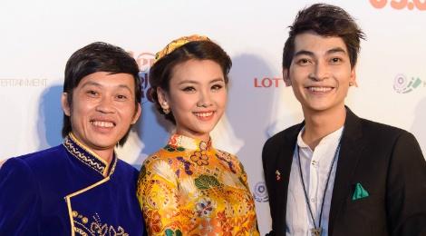 Hoai Linh du ra mat phim Tet cua Khuong Ngoc hinh anh