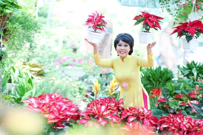 Viet Huong: 'Tet o My vui khong kem Viet Nam' hinh anh 1