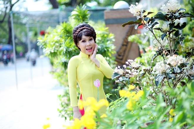 Viet Huong: 'Tet o My vui khong kem Viet Nam' hinh anh 3