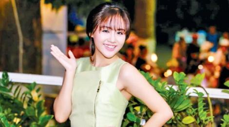 Van Mai Huong: 'Ban trai toi phai vung chai ve kinh te' hinh anh