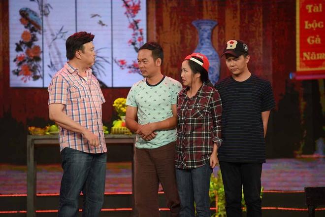 Oc Thanh Van an trom nha Chi Tai trong tieu pham hai hinh anh 4