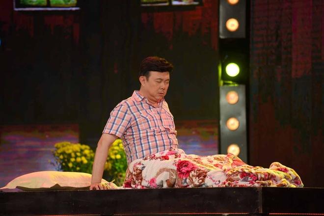 Oc Thanh Van an trom nha Chi Tai trong tieu pham hai hinh anh 1