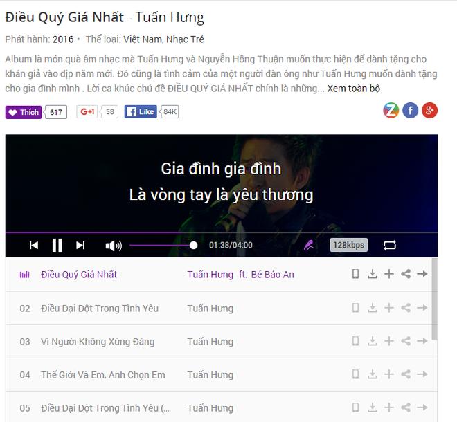 Album cua Tuan Hung chiu suc ep tu Phan Manh Quynh hinh anh 1
