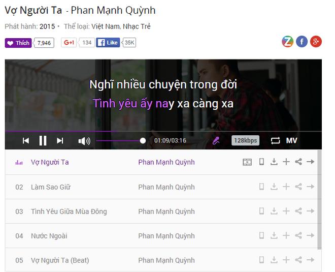Album cua Tuan Hung chiu suc ep tu Phan Manh Quynh hinh anh 2