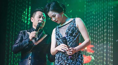 Bang Kieu va Le Quyen the hien bai hit chung hinh anh