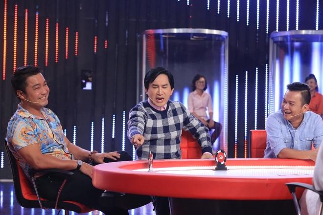 Kim Tu Long va vo that bai trong game show hinh anh 1