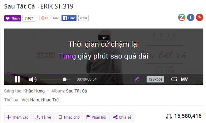 Hit moi cua Phan Manh Quynh that the tren BXH Zing hinh anh 2