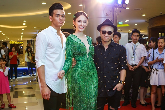 Truong Giang - Nha Phuong tinh tu ra mat phim hinh anh 8