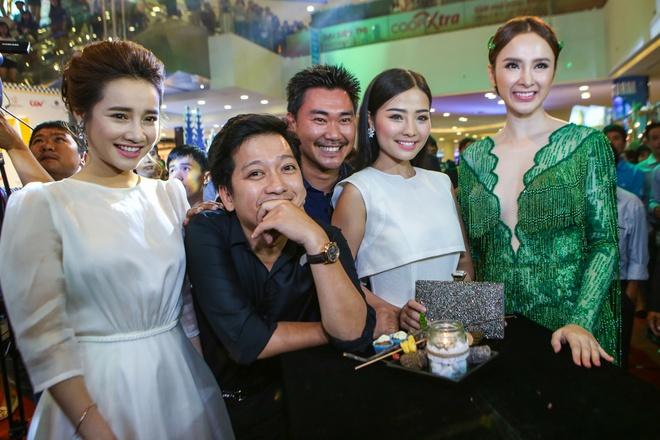 Truong Giang - Nha Phuong tinh tu ra mat phim hinh anh 2