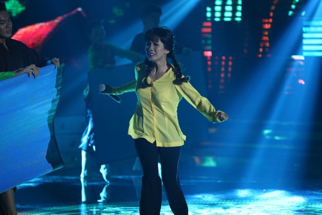 Hoai Linh khong muon the he sau ru con bang 'Vo nguoi ta' hinh anh 9