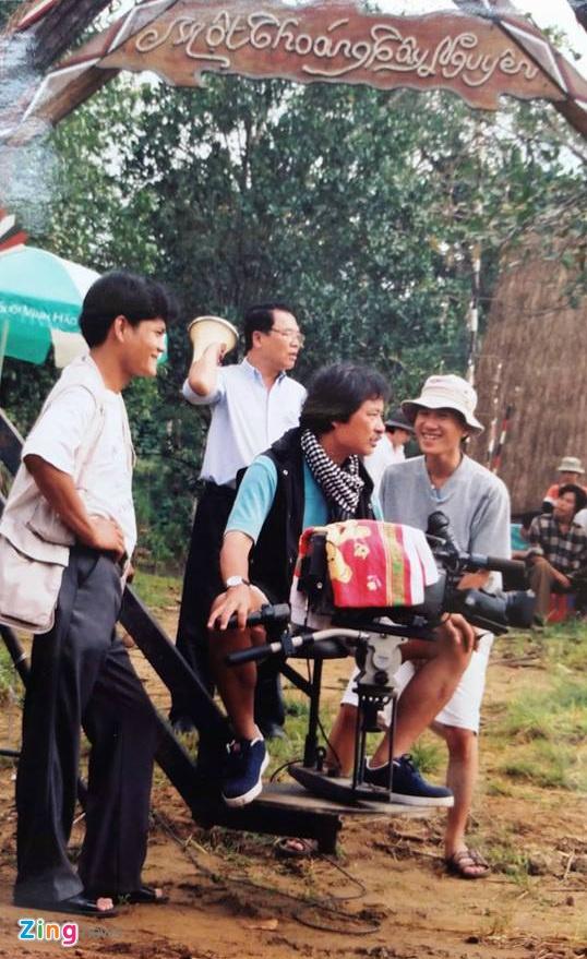 Tiet Cuong: 'Chu Chau Hue tao ra ngoi sao phim truyen hinh' hinh anh 1