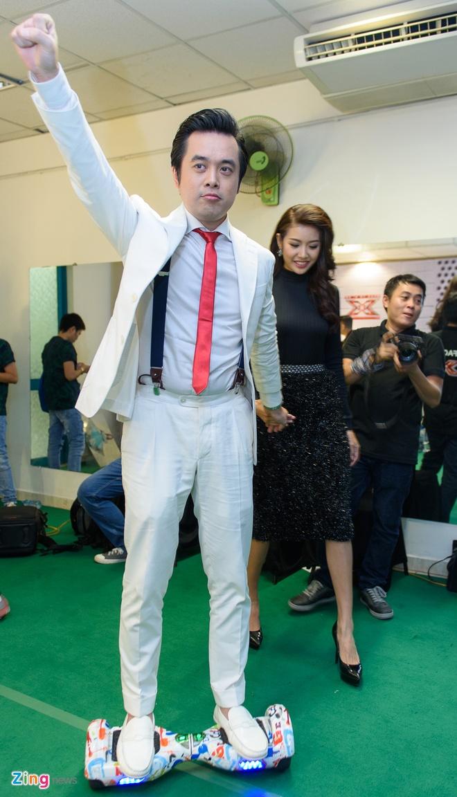 Thanh Lam - Ho Quynh Huong tranh thu an voi trong canh ga hinh anh 9
