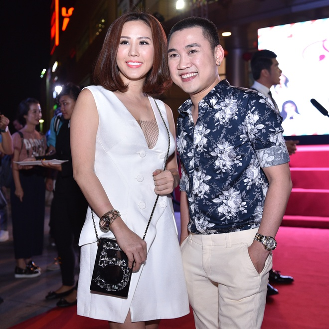 Sao Viet du cong chieu phim 'White Valentine' hinh anh 13