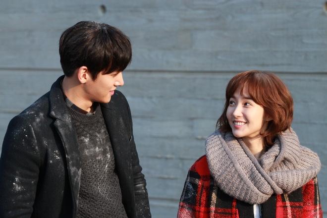 Ji Chang Wook am tham bao ve Park Min Young hinh anh 1