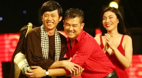 Hoai Linh trich cat-xe ung ho 60 trieu dong cho thi sinh hinh anh