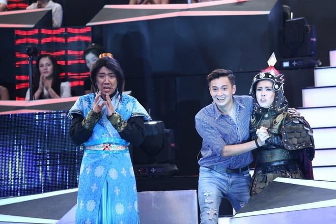 Tran Thanh lay tien tui tang 'quai kiet' lot dua bang rang hinh anh 10