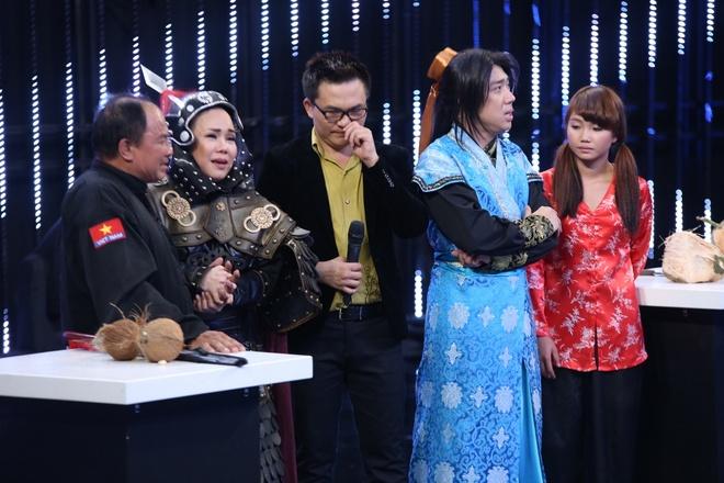 Tran Thanh lay tien tui tang 'quai kiet' lot dua bang rang hinh anh 12