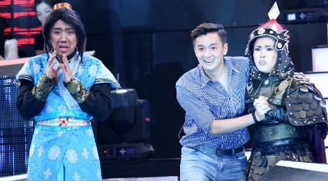 Tran Thanh lay tien tui tang 'quai kiet' lot dua bang rang hinh anh