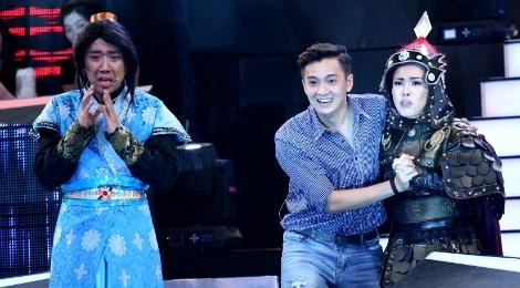 Viet Huong, Tran Thanh noi ve su an nguy o Song dau hinh anh