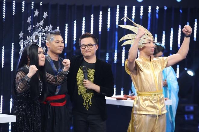 Viet Huong, Tran Thanh tang tien cho nguoi choi Song dau hinh anh 5