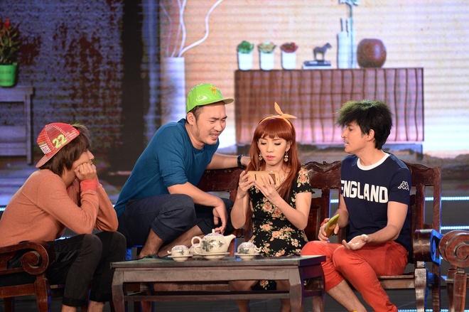 Cat Phuong va ban trai tin don dung chung san khau hinh anh 3