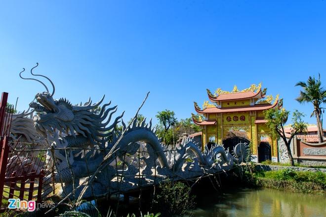 Hoai Linh bo sung ho so cho du an xay den tho To hinh anh 1