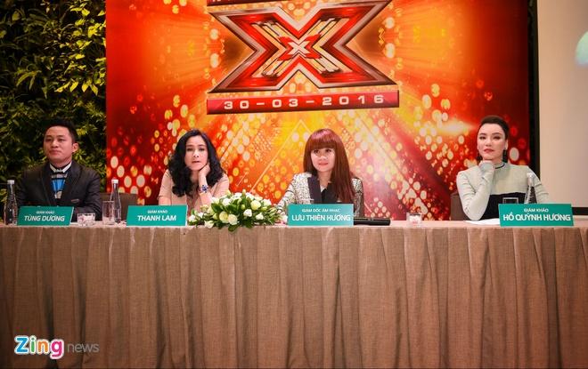Giam khao X-Factor khong co kim cuong chieu du thi sinh hinh anh 7