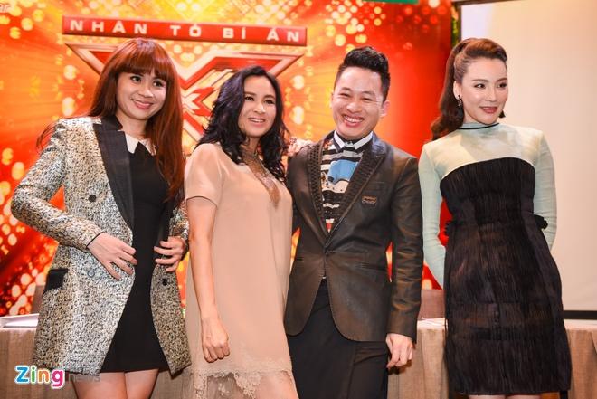 Giam khao X-Factor khong co kim cuong chieu du thi sinh hinh anh 11