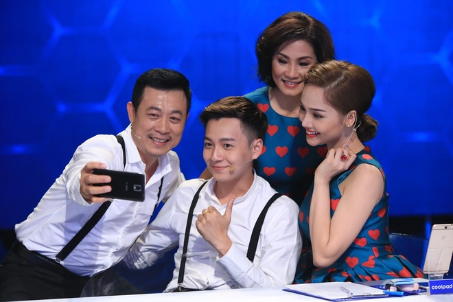 Hong Dao cuong hon Van Son trong Nguoi bi an hinh anh 6