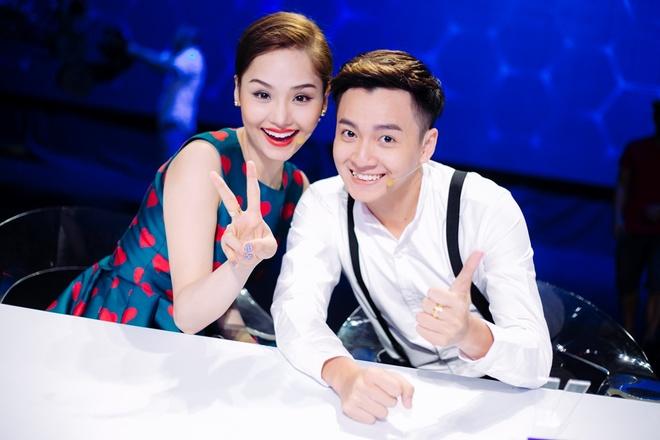 Hong Dao cuong hon Van Son trong Nguoi bi an hinh anh 9