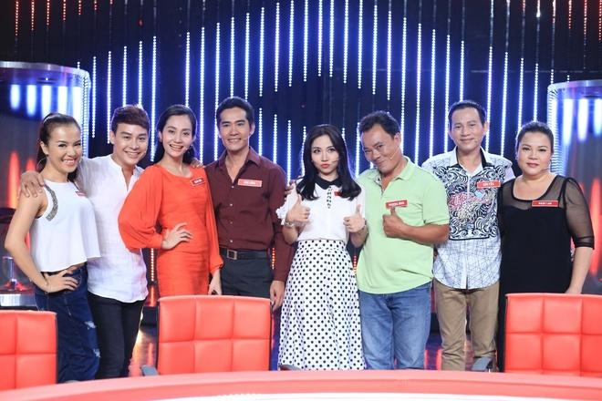Viet Huong - Tran Thanh 'dan mat' nguoi choi game show hinh anh 1