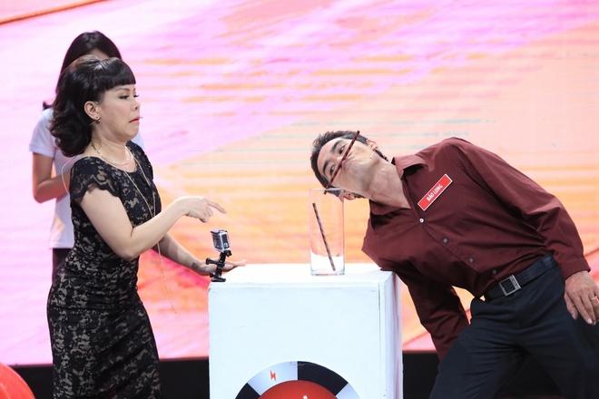 Viet Huong - Tran Thanh 'dan mat' nguoi choi game show hinh anh 3