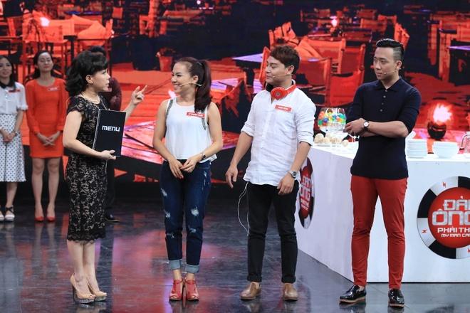 Viet Huong - Tran Thanh 'dan mat' nguoi choi game show hinh anh 6