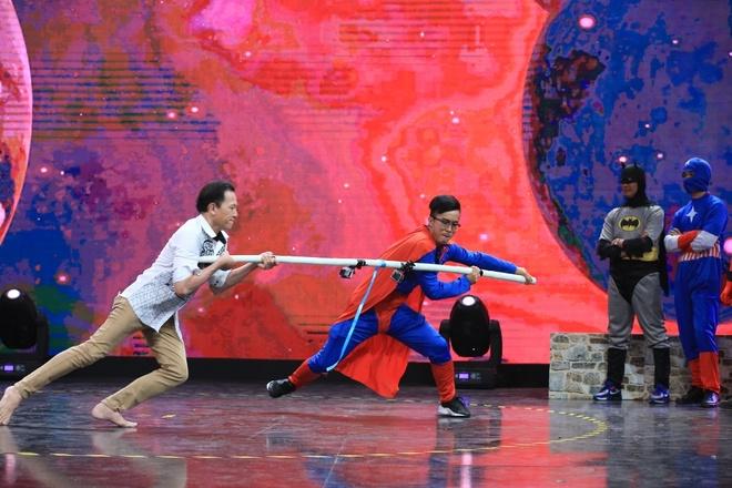 Viet Huong - Tran Thanh 'dan mat' nguoi choi game show hinh anh 8