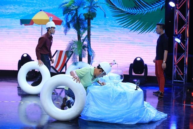 Viet Huong - Tran Thanh 'dan mat' nguoi choi game show hinh anh 11