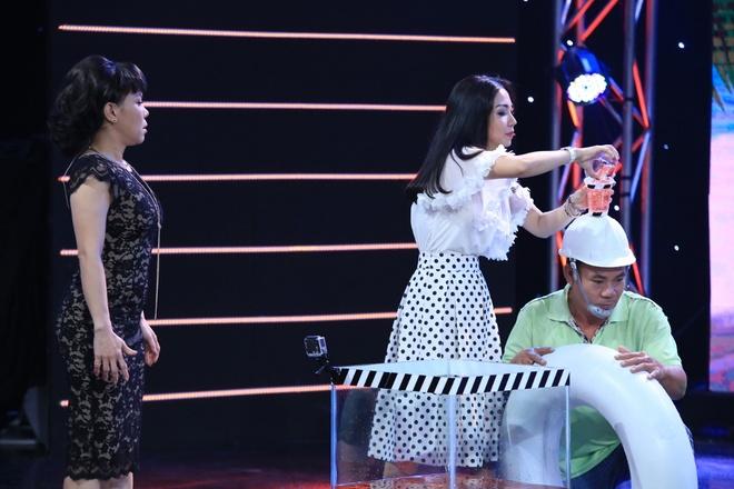 Viet Huong - Tran Thanh 'dan mat' nguoi choi game show hinh anh 10