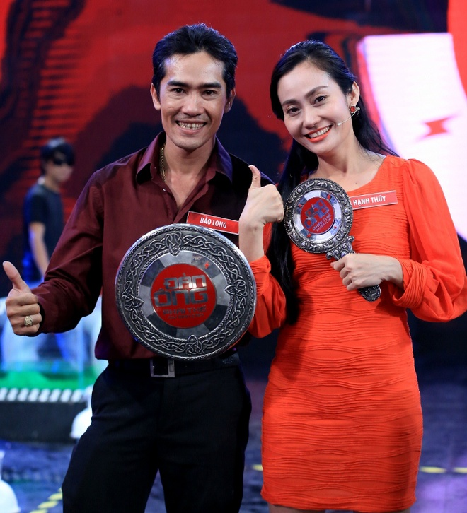 Viet Huong - Tran Thanh 'dan mat' nguoi choi game show hinh anh 12