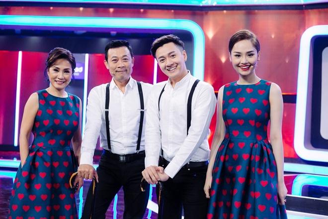 Tran Thanh gia giong Le Thuy, Van Huong trong Nguoi bi an hinh anh 1