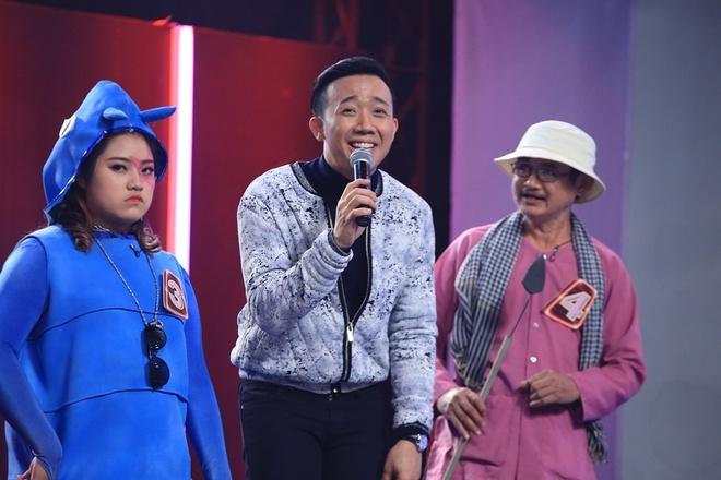 Tran Thanh gia giong Le Thuy, Van Huong trong Nguoi bi an hinh anh 7
