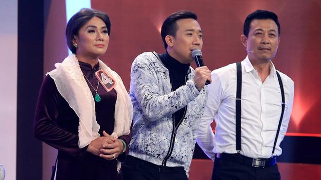 Tran Thanh gia giong Le Thuy, Van Huong trong Nguoi bi an hinh anh