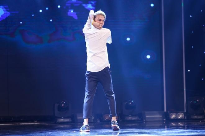 'Quai vat be xuong' tien thang vao chung ket Got Talent hinh anh 2