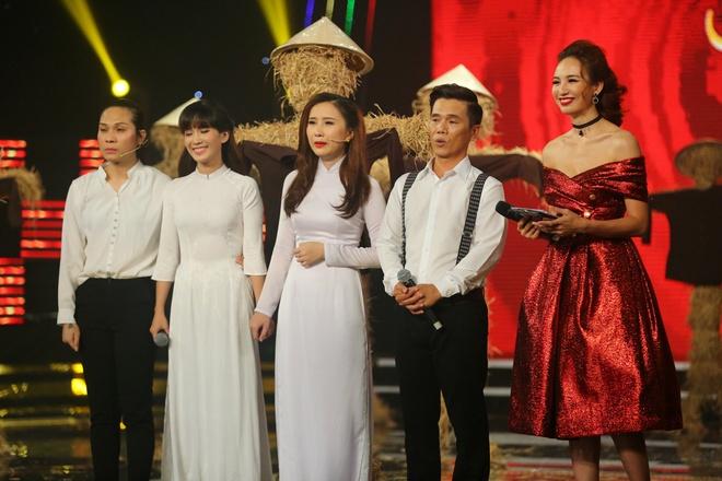 Hoai Linh khoc o Ngoi sao phuong Nam anh 13