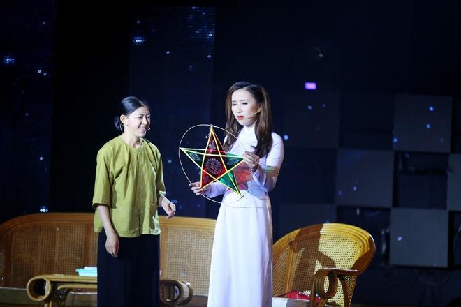 Hoai Linh khoc o Ngoi sao phuong Nam anh 11