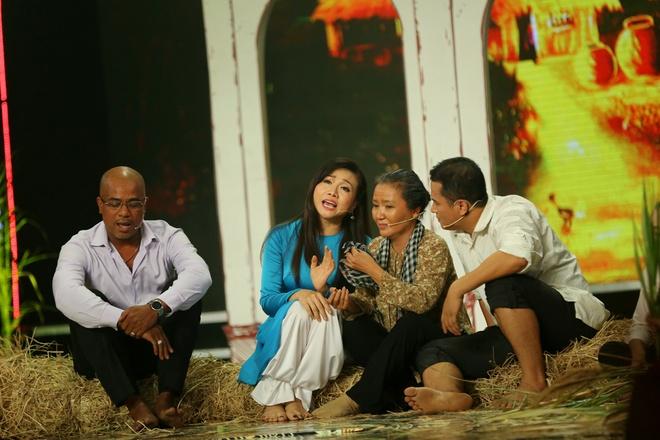 Hoai Linh khoc o Ngoi sao phuong Nam anh 2