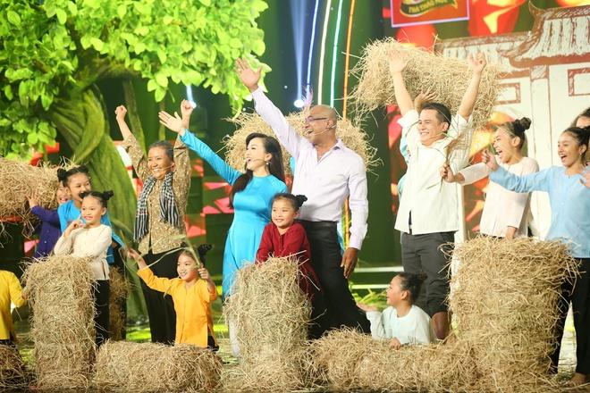 Hoai Linh khoc o Ngoi sao phuong Nam anh 3