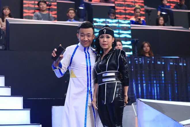 Viet Huong lien tuc that the truoc Tran Thanh o Song dau hinh anh 7